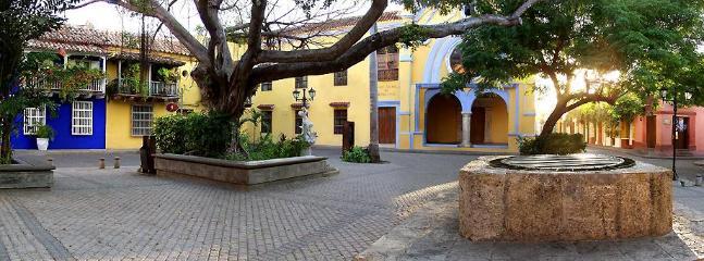 Plaza San Diego