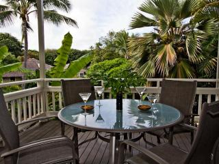 Premier Townhome: Full A/C and X-Large Lanai, Ocean Close in the Heart of Poipu