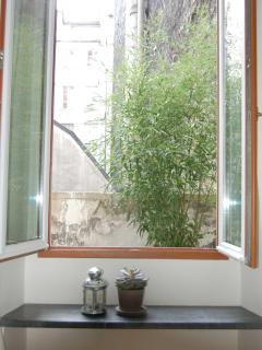 Bedroom window