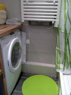 Washer/Dryer machine