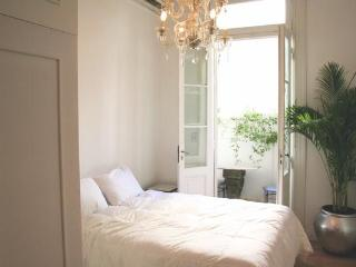 Perfect French style Recoleta studio: balcony/WiFi, Buenos Aires