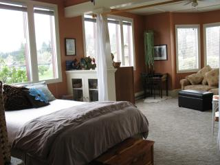 Kiwi West Vacation Rental  A Cozy nest for two!, Port Angeles