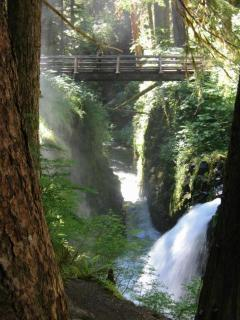 Sol Duc Hot Springs Trail