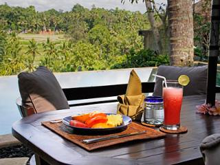 Ria Sayan Ubud Bali Romantic Villa - Valley Views