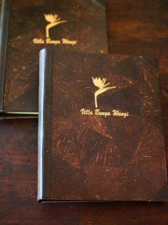 Villa Bunga Wangi Information Folders