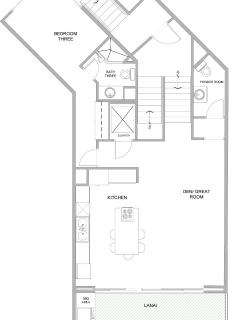 Main Floor - Floor Plan