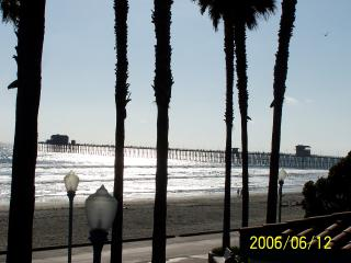 The Oceanside Pier - walking distance from Casa by the Sea