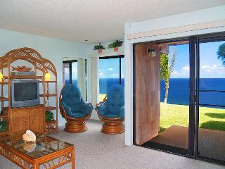 Sealodge D-4  Ocean Front Condo in Kauai