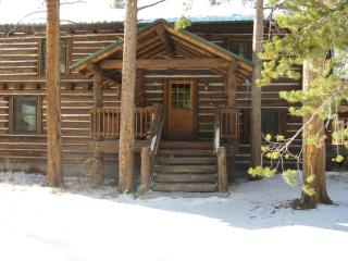 Sun Valley Lake Log Cabin*Row Boat, Canoe, Fishing, Grand Lake