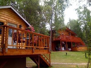 Beautiful Lakefront Lodge - Home and Cabin rentals, Soldotna