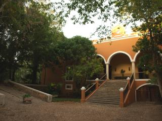 Itzincab, private hacienda in Yucatan, Tecoh