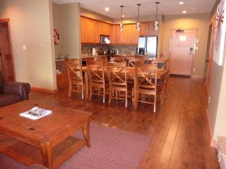 4 BEDROOM 3 BATH SKI-IN/SKI-OUT LUXURY CONDO AT BASE OF MOUNTAIN WITH MTN VIEWS