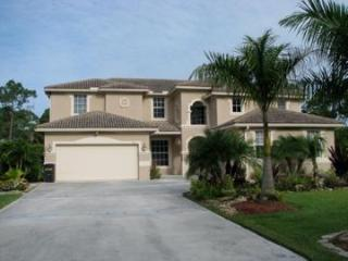 5 bed, 1.2 acre  Luxurious Spanish Villa,  Jupiter