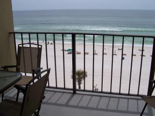 6th Floor Condo with Great Beach View