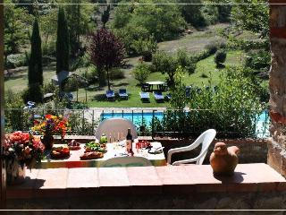 2BR /1BA apartment, Castellina In Chianti