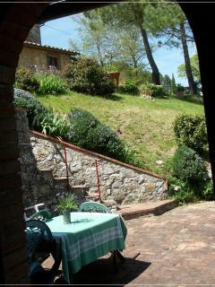 details - terrace