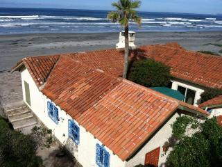 La Mision Baja Ca, Mex, Beach Front! 4 bdrm 3 bath