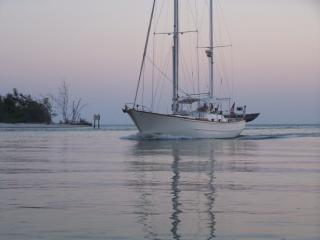 Dream Lover Boat & Breakfast on Anna Maria Island