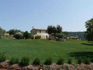 View of the Main Villa