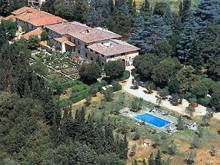 Villa Baldasseroni Rentals in Florence