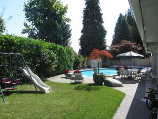 Coquitlam's Starlight Suite!  2 bdrm with pool, internet and cable