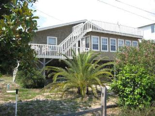 sunflower house at Inlet Beach