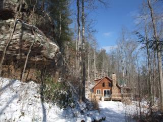 Big Rock Log Cabin