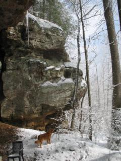 Gorilla Rock and Thea
