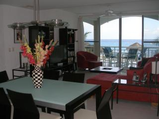 Deluxe Oceanfront Condo w/Direct Beach Access, Cozumel
