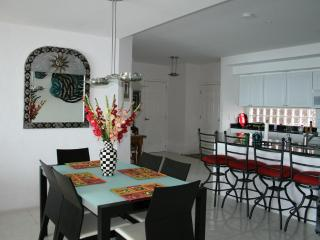 Full kitchen with all amenities of home.