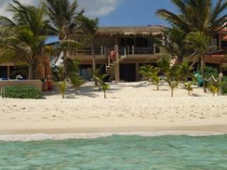 Beautiful beachfront Condo. Best rates in area!, Akumal
