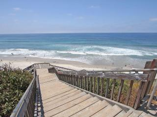 WALK  to Lifeguard Station # 28  at Carlsbad State Beach and Walk to Coaster.!