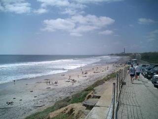 WALK  to Lifeguard Station # 28    Carlsbad State Beach