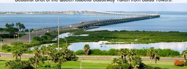 sOUTH pADRE iSLAND TEXAS BRIDGE CAUSEWAY sURFSIDE 1 BEACH CONDO FOR RENT