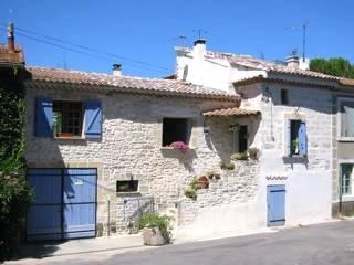 La Trouvaille - village house w/pool near Uzès, Sanilhac-Sagries
