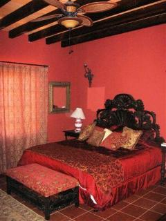 Moulin Rouge Master Bedroom