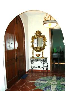 Master Entrance to the Casa