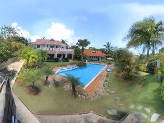 Caribbean Villa in perfect location Cabarete-Sosua