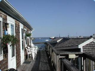 Upper Deck Corner Studio #11 with waterviews, Provincetown