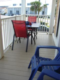 Nice Deck for Outdoor Enjoyment!