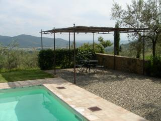 Villa with pool near Cortona - Villa Ilia
