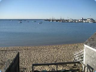 Studio #13 w/ sun deck, waterviews, center of town, Provincetown
