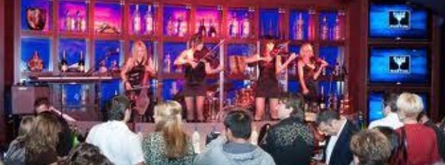 Blue Martini Scottsdale  live band 4 night a week