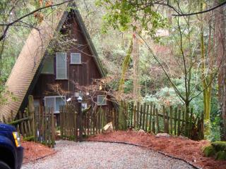 Cottage on the Creek/Nestled Under Redwoods