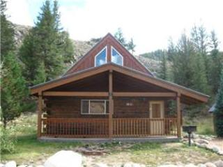 Modern and Roomy 2BR Cabin with Large Loft at Three Rivers Resort in Almont (#28)