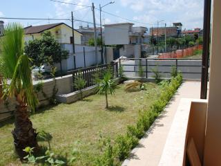 One bedroom ground floor apartment in Caulonia