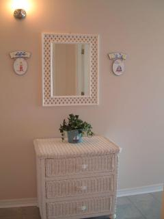 Hall Mirror and dresser...