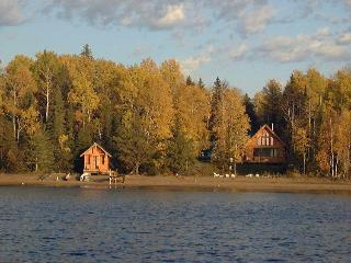 Fall time- view from lake