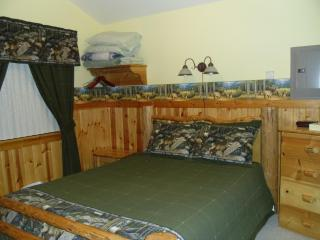 Fully furnished cabins near Glacier National Park, West Glacier