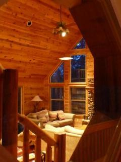 A look into the Cabin